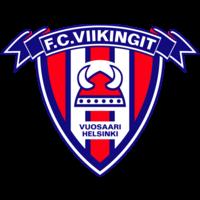FC Viikingit/white
